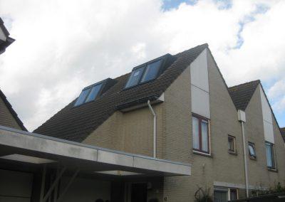 Dubbele Baskapel op dak