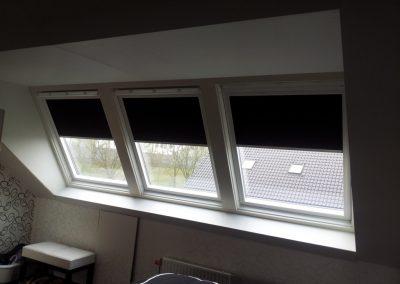 Baskapel met drie ramen