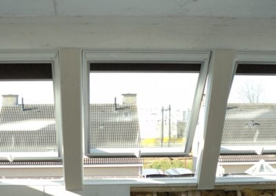 Baskapel 3 ramen binnenaf